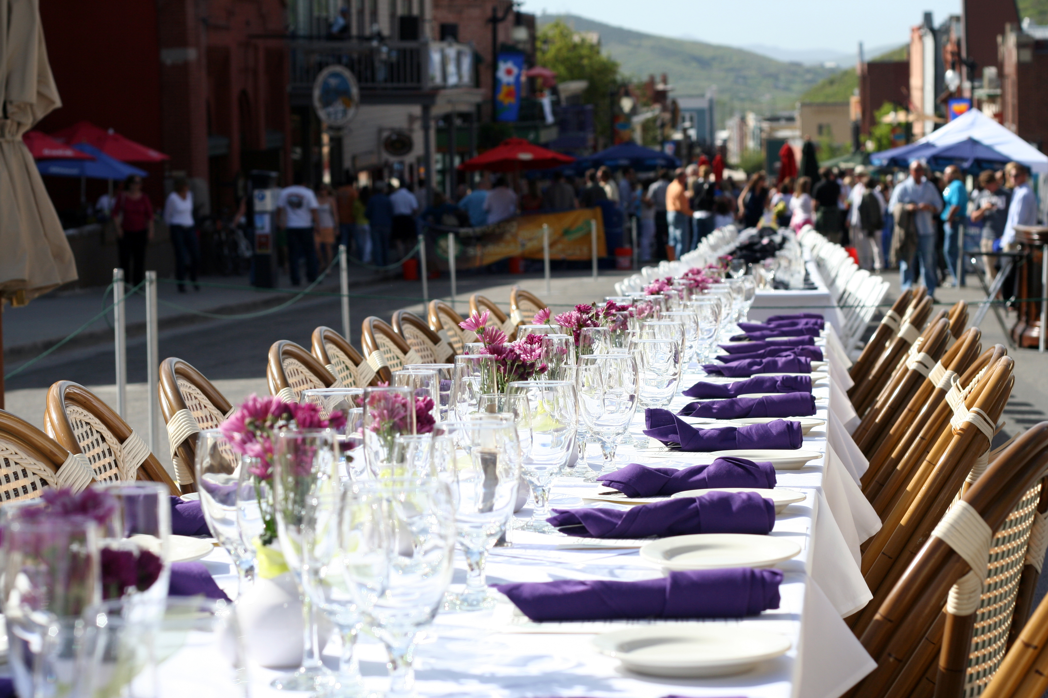 Savor the Summit Park City food event