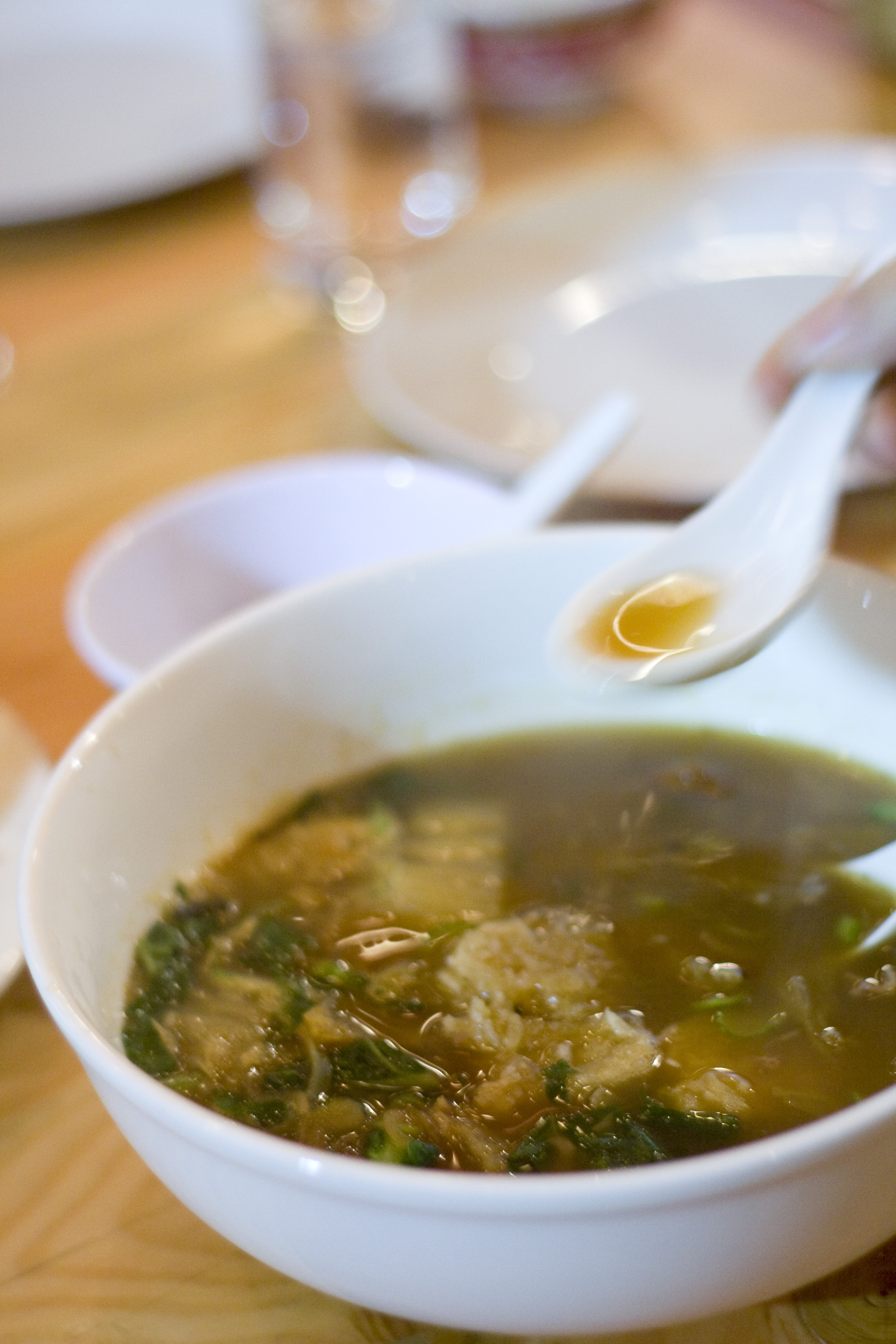 Plum Alley kimchi soup Salt Lake City