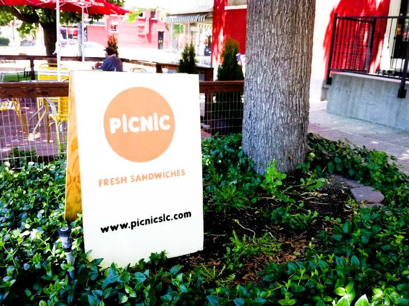 Picnic Fresh Sandwiches Salt Lake City