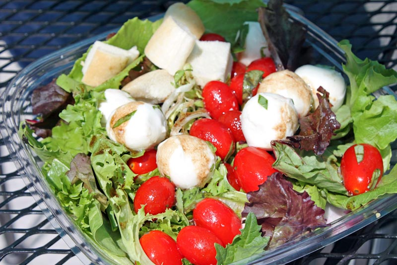 Caputos Caprese Salad