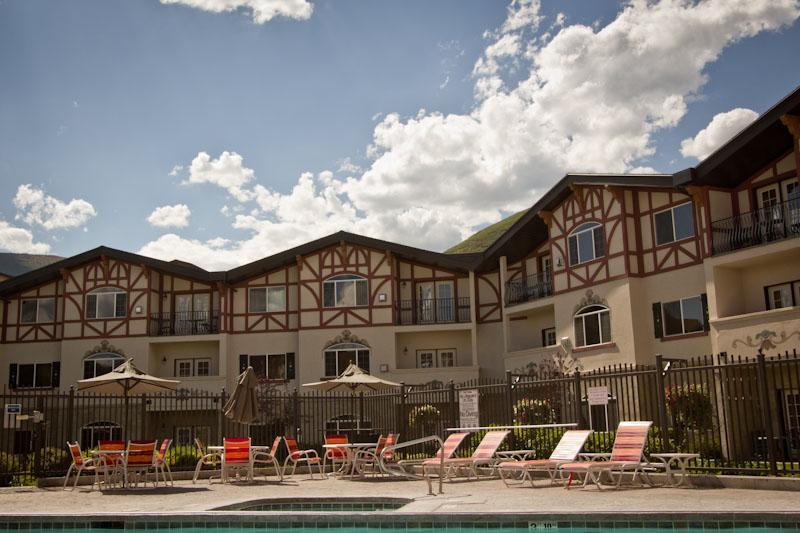 Zermatt Resort in Midway, Utah