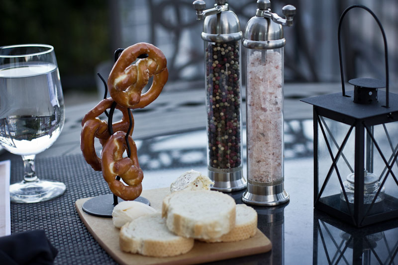 Z Chop Haus Pretzels at Zermatt Resort in Midway, Utah