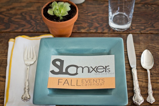 Fall SLCmixers Food Events in Salt Lake City