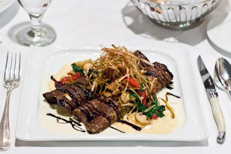 La Caille Restaurant_SLC Foodie