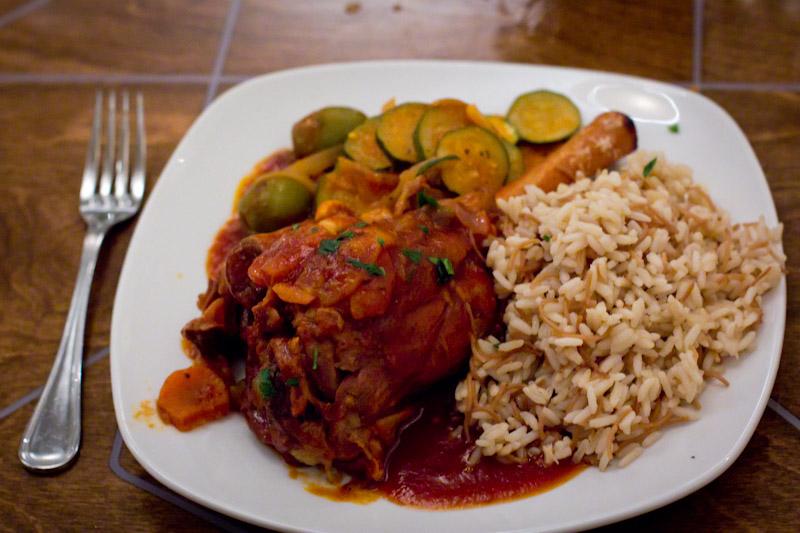 Layla Grill Mediterranean food in Salt Lake