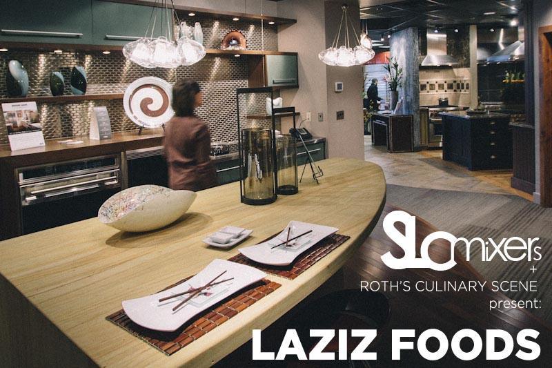 Roth's Culinary Scene and Laziz Foods