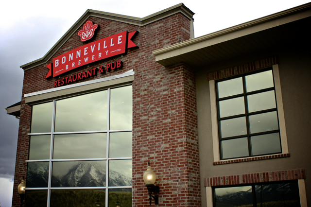 Bonneville-Brewery