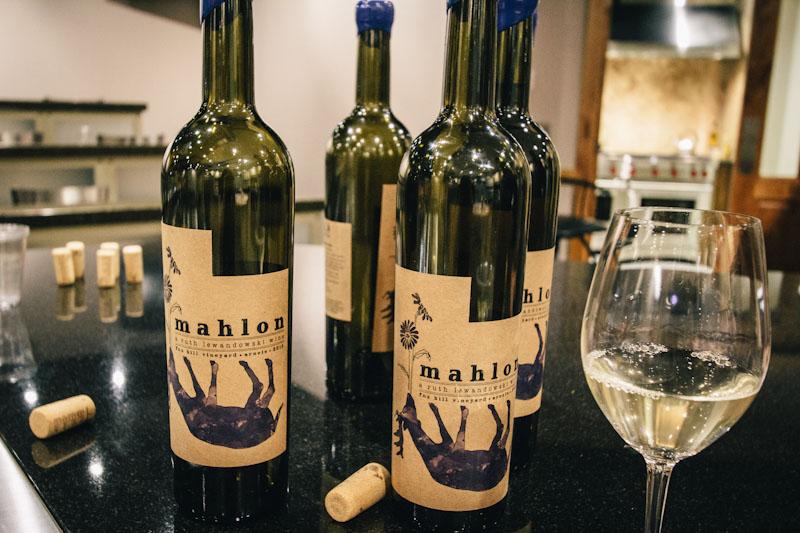 Ruth Lewandowski Wine