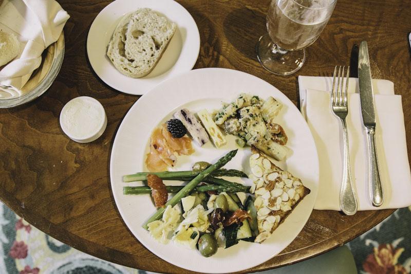 Garden Cafe at Grand America