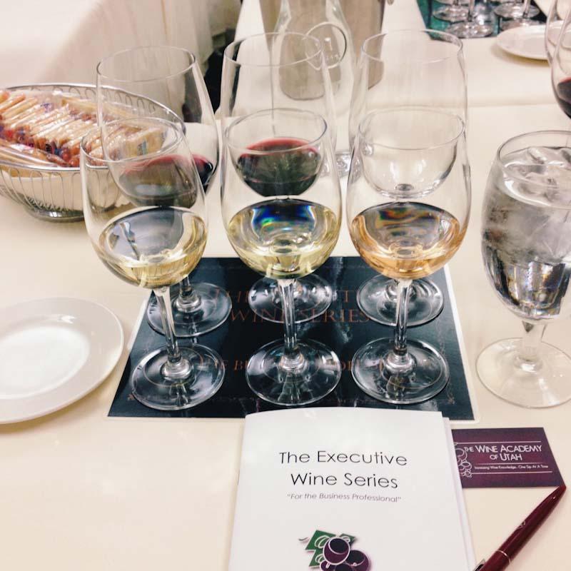 Wine Tasting Class in Salt Lake City
