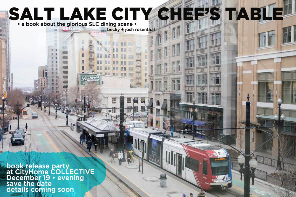 Salt Lake City Chef's Table